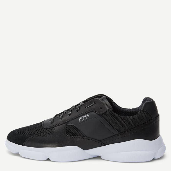 Rapid Runn Sneaker - Sko - Sort