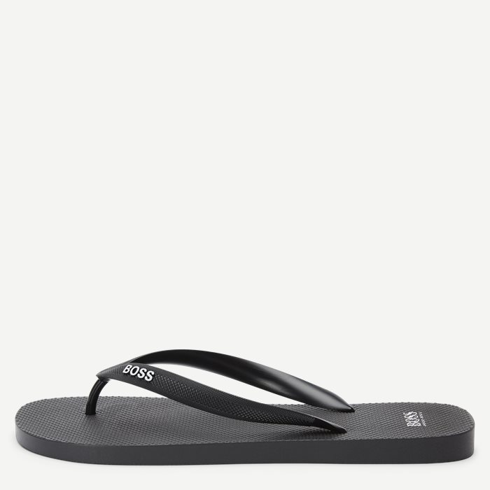 Pacific Thing Digital Sandal - Sko - Sort