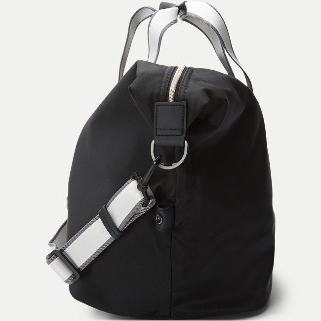 Pixel Holdall Logo Bag