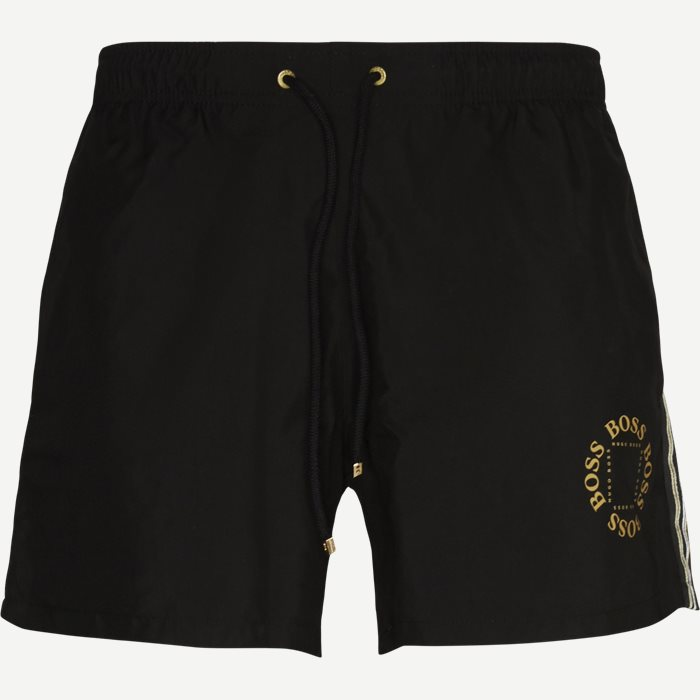 Boxfish Badeshorts - Shorts - Regular - Sort