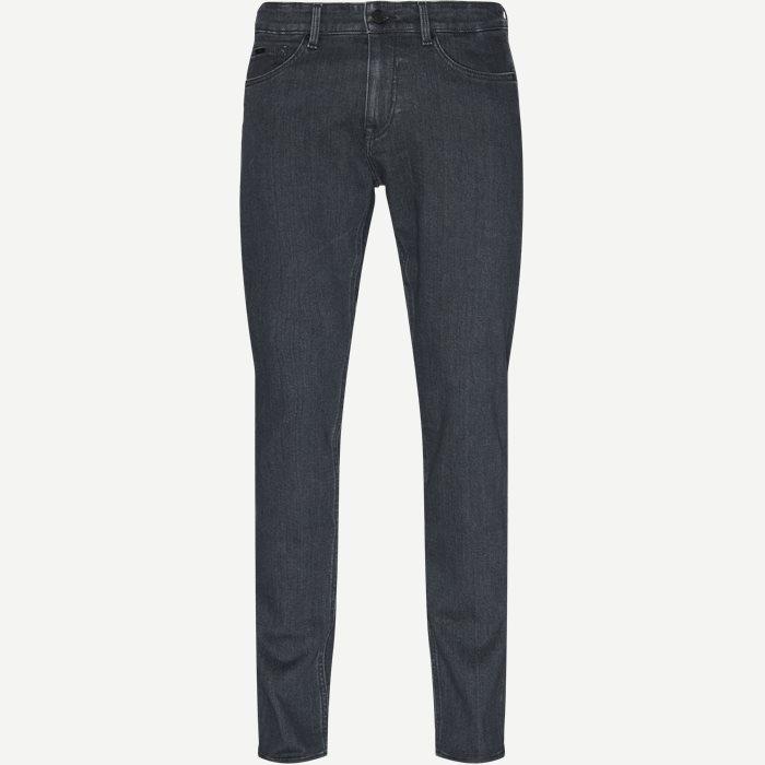 Jeans - Slim - Grau