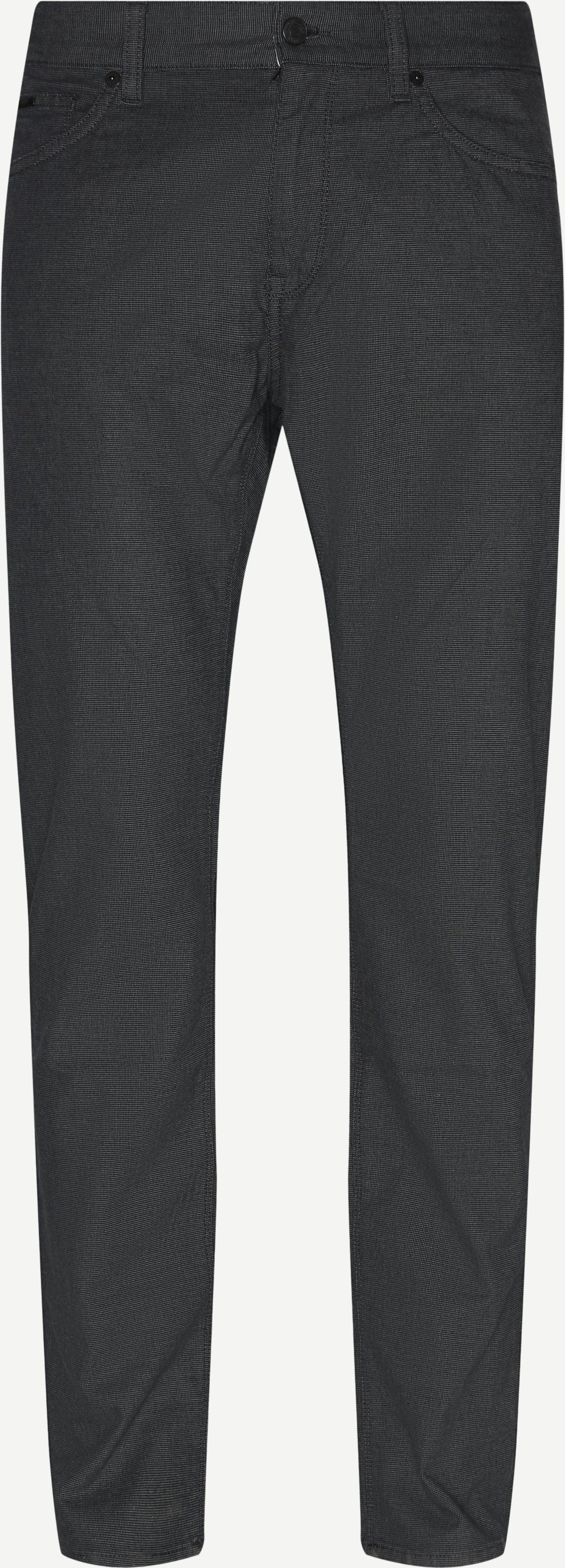 Maine3 Jeans - Jeans - Regular - Sort