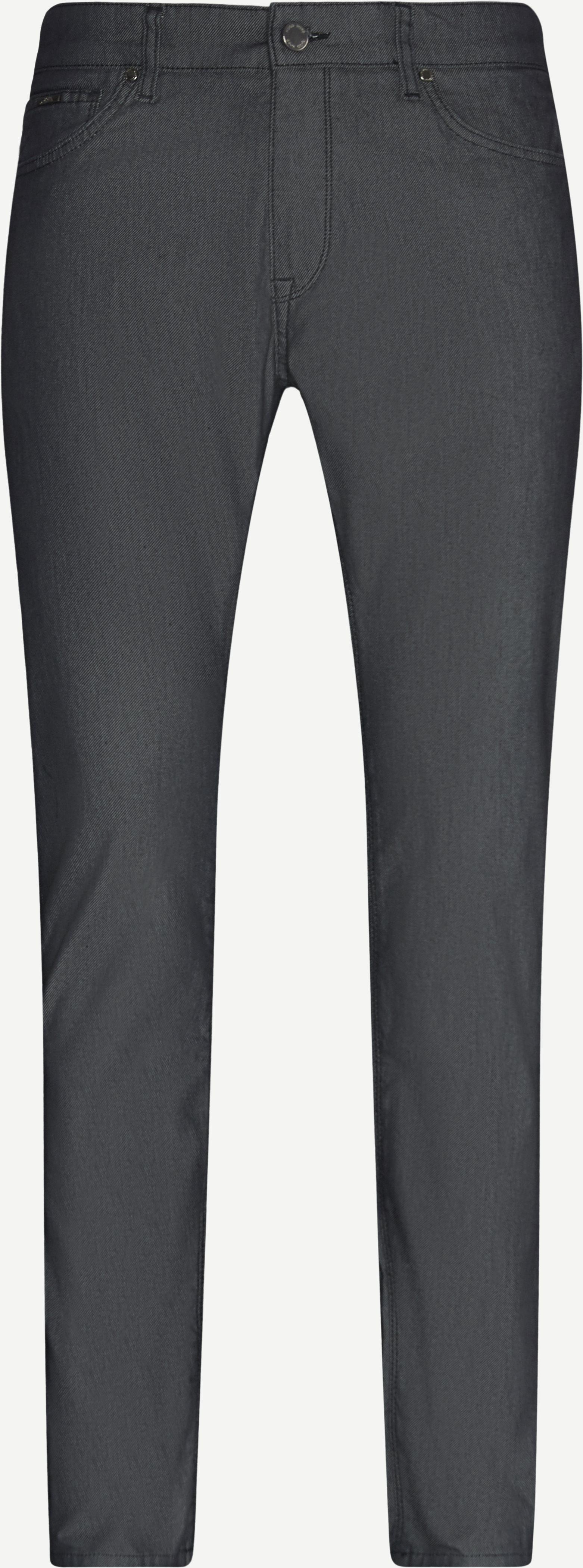 Maine 3 Jeans - Jeans - Regular - Sort