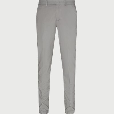 Slim fit | Byxor | Grå