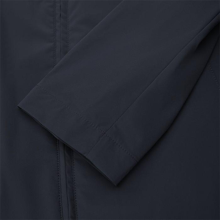 Deean Coat - Jakker - Slim - Blå
