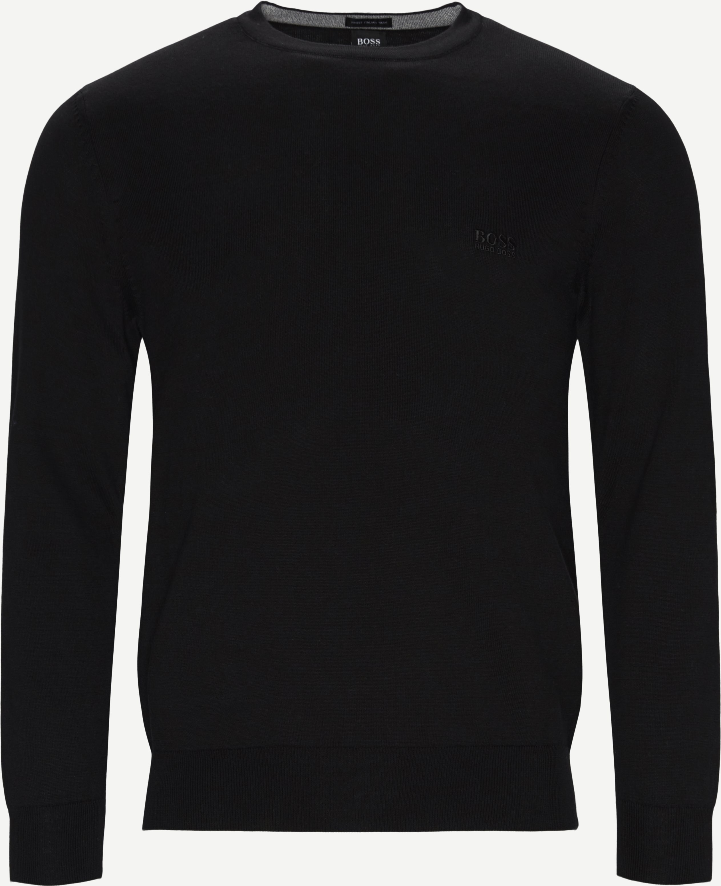 Knitwear - Regular - Black