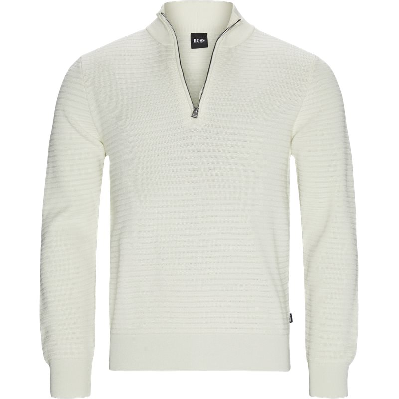 Image of   Hugo Boss - Oro Half-Zip Striktrøje