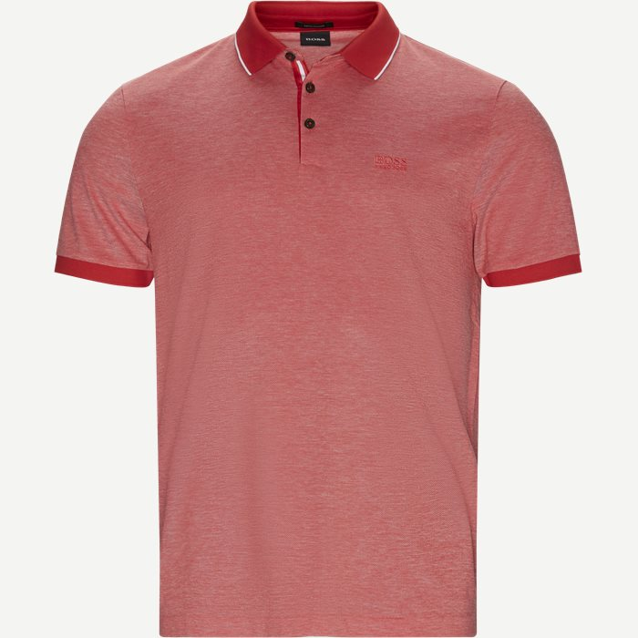 Prout 22 Polo T-shirt - T-shirts - Regular - Rød