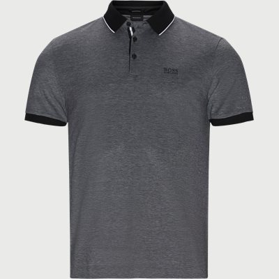 Prout 22 Polo T-shirt Regular | Prout 22 Polo T-shirt | Sort