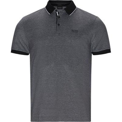 Regular | T-shirts | Svart