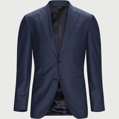 Regular | Blazer | Blau
