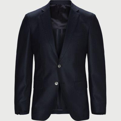 Hartlay1 Blazer Slim | Hartlay1 Blazer | Blå