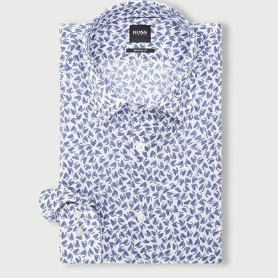 Lukas_F Skjorte Regular | Lukas_F Skjorte | Blå