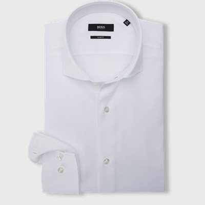 Jason Skjorte Slim fit | Jason Skjorte | Hvid