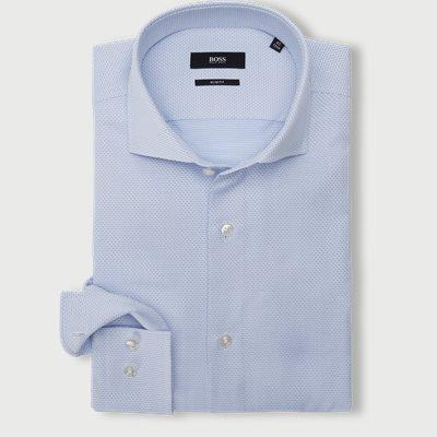 Jason Skjorte Slim fit | Jason Skjorte | Blå