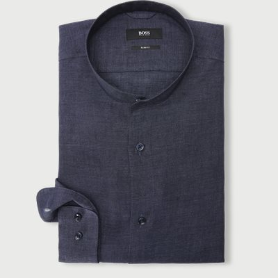 Slim fit | Shirts | Blue