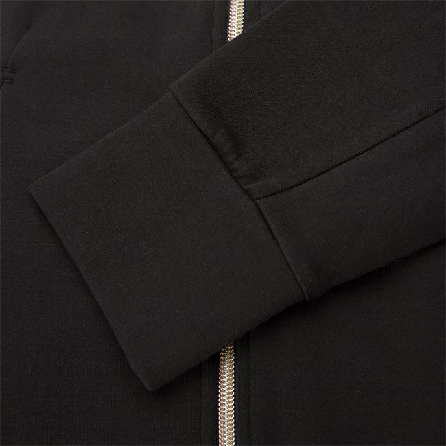Saggy Circle Zip Sweatshirt