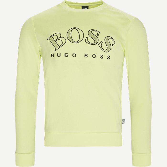 Salbo Crewneck Sweatshirt - Sweatshirts - Regular - Grøn