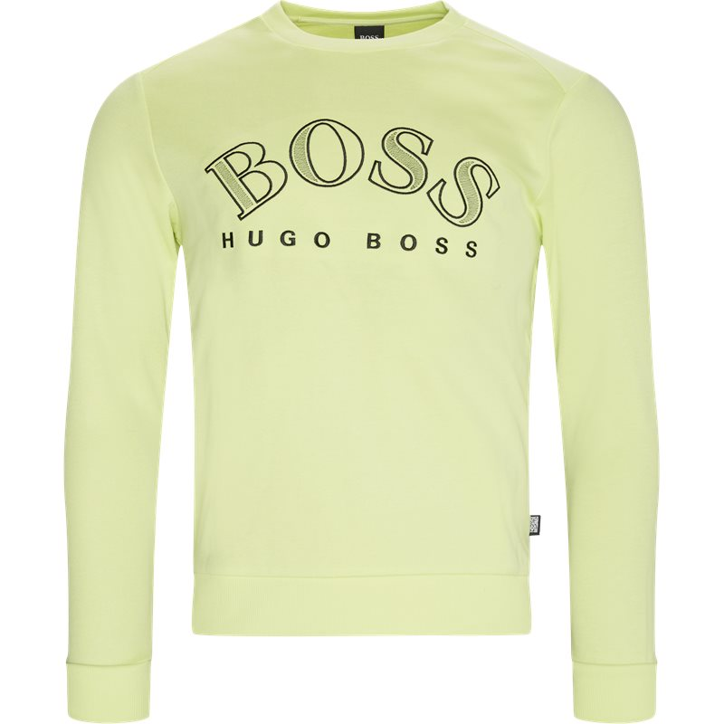 Image of   Boss Athleisure - Salbo Crewneck Sweatshirt