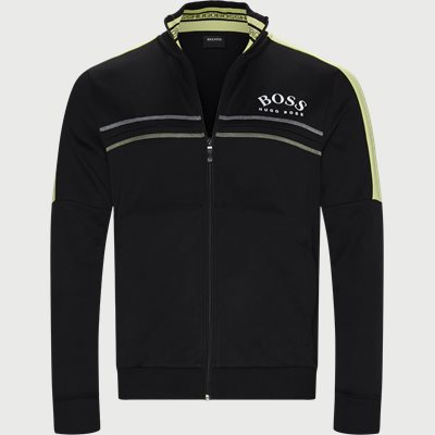 Skaz Zip Sweatshirt Regular | Skaz Zip Sweatshirt | Sort