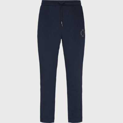 Halboa Circle Sweatpant Halboa Circle Sweatpant | Blå