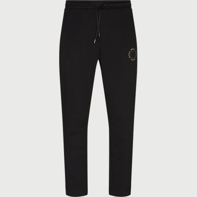 Halboa Circle Sweatpant Halboa Circle Sweatpant | Sort