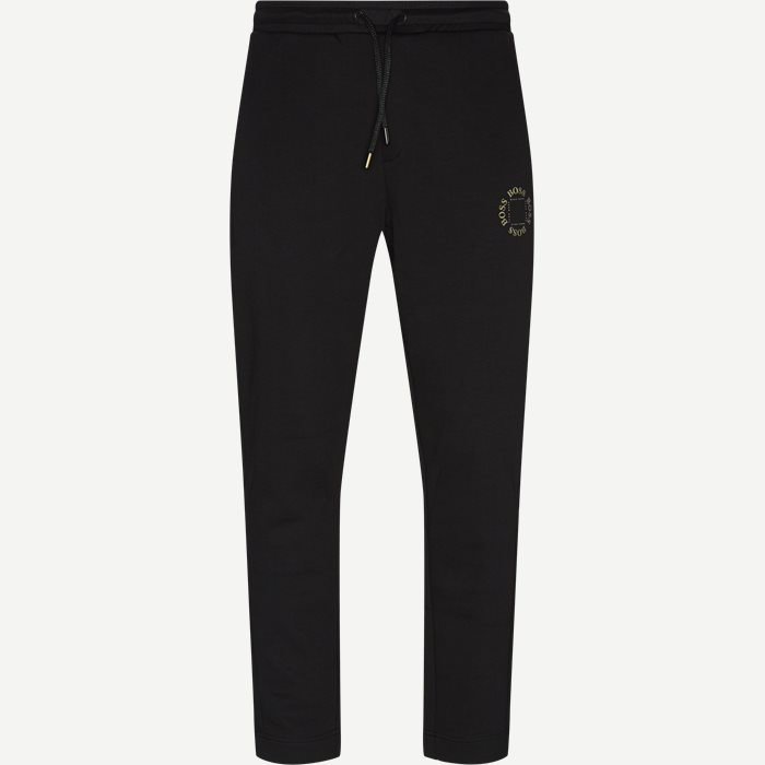 Halboa Circle Sweatpant - Bukser - Sort