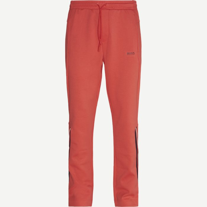 Halko Sweatpants - Bukser - Regular - Rød