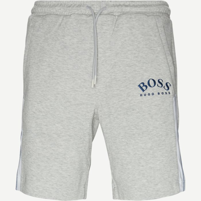 Shorts - Regular - Grau