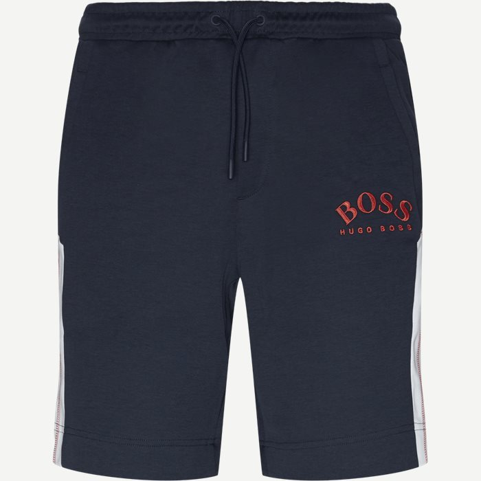Headlo Sweatshorts - Shorts - Regular - Blå
