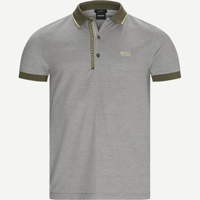 T-shirts - Slim - Army