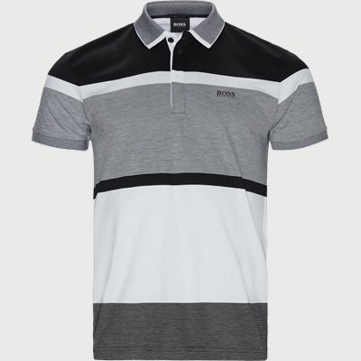 Paddy Polo T-shirt Regular | Paddy Polo T-shirt | Sort