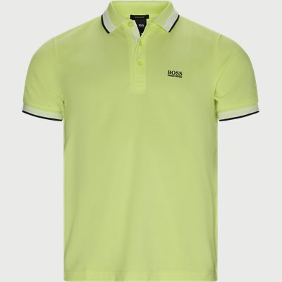 Paddy Polo T-shirt Regular | Paddy Polo T-shirt | Grøn