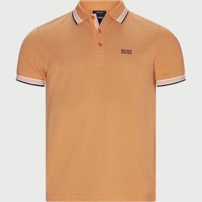 Paddy Polo T-shirt Regular | Paddy Polo T-shirt | Orange