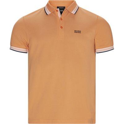 Paddy Polo T-shirt Regular | Paddy Polo T-shirt | Orange