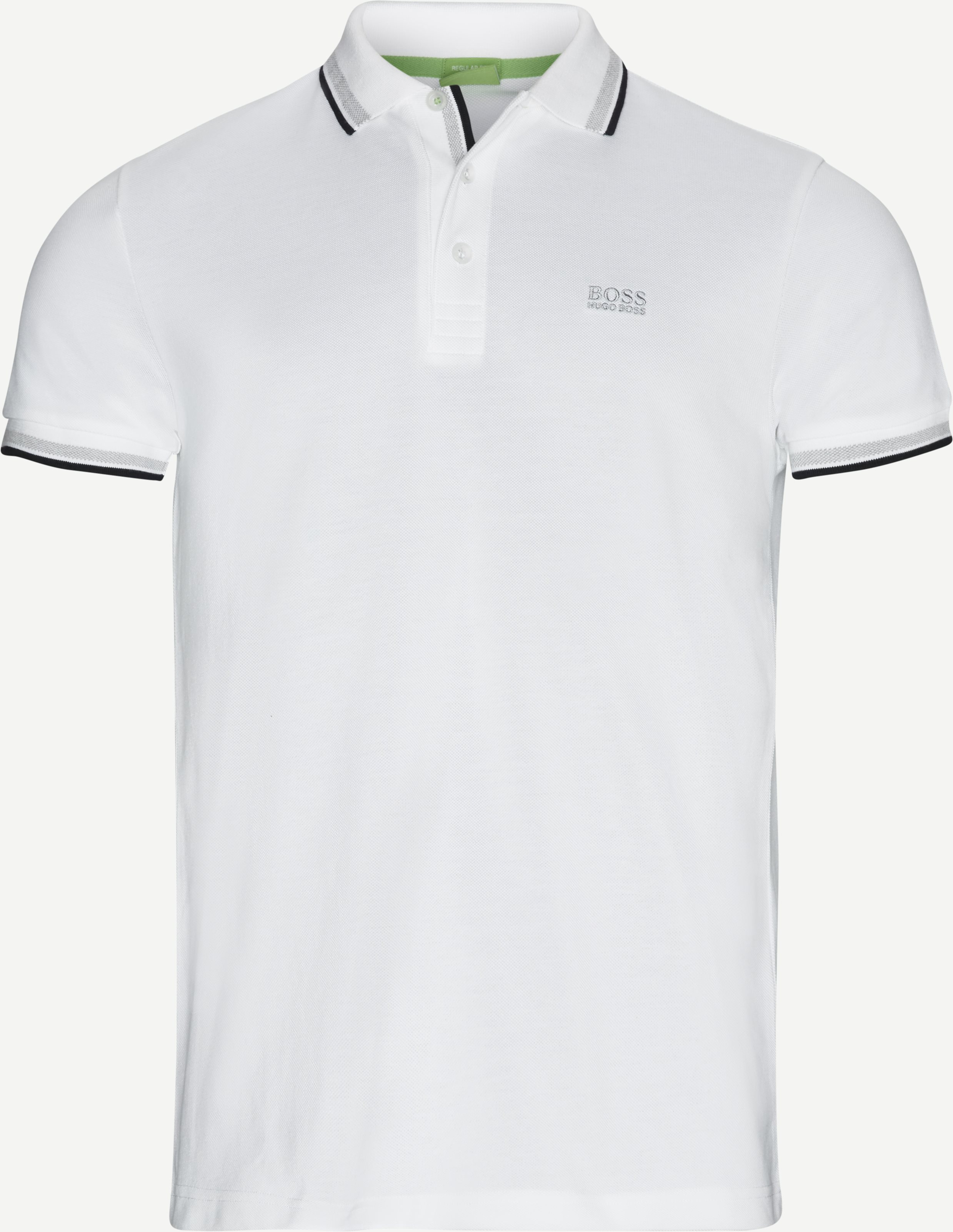 Paddy Polo T-Shirt - T-shirts - Regular - Hvid