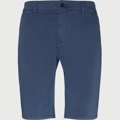 Schino-Slim Shorts Slim fit | Schino-Slim Shorts | Blå
