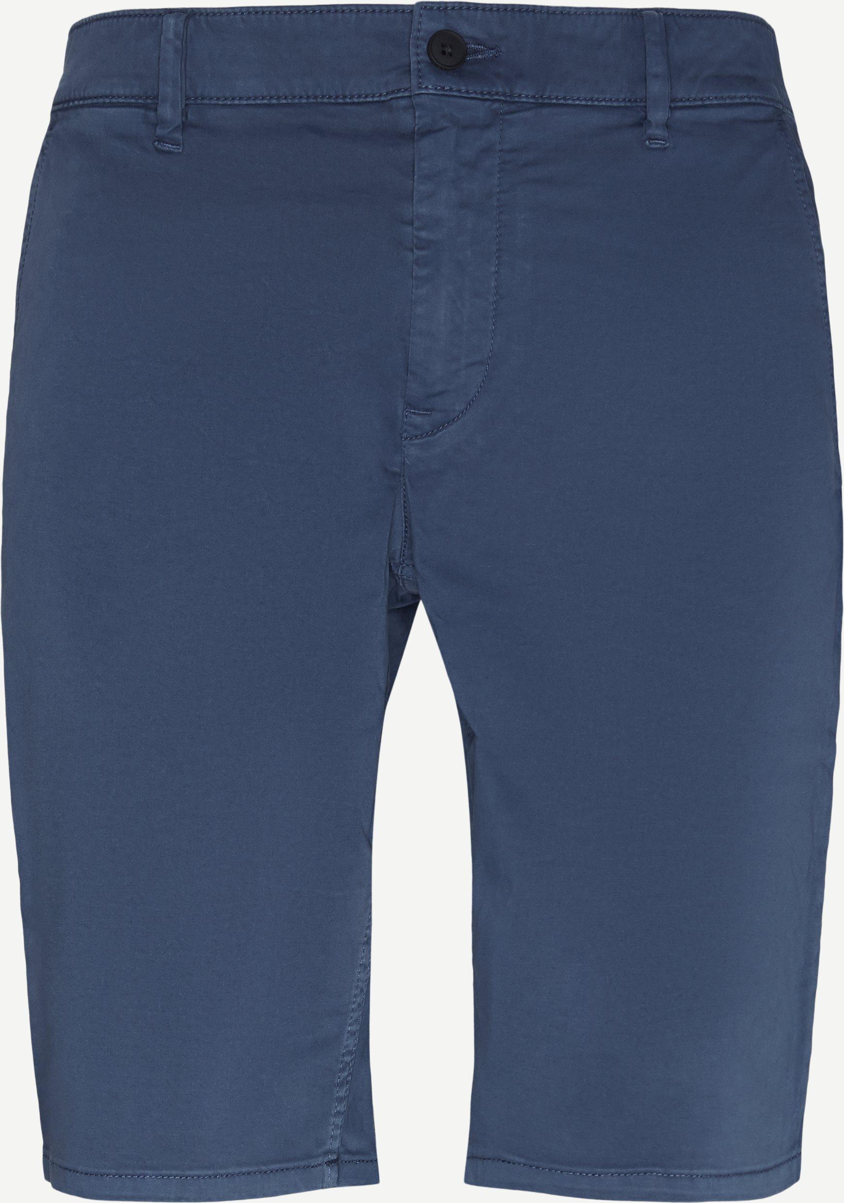 Shorts - Slim - Blue