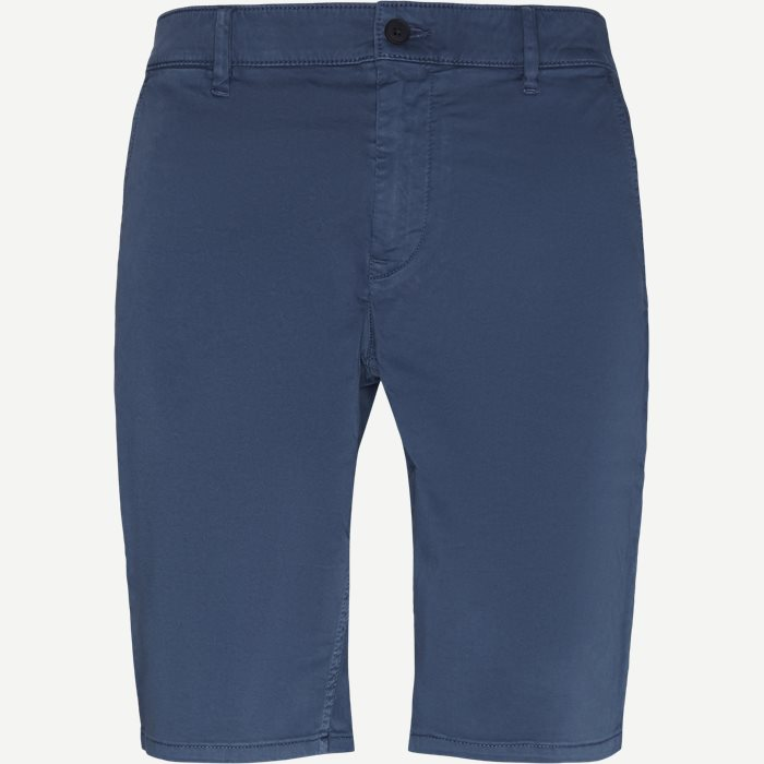 Shorts - Slim - Blue