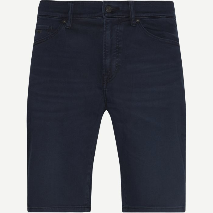 Shorts - Regular - Jeans-Blau
