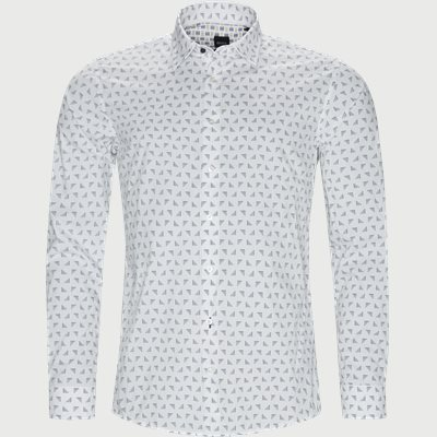 Mypop_2 T-shirt Slim | Mypop_2 T-shirt | Hvid
