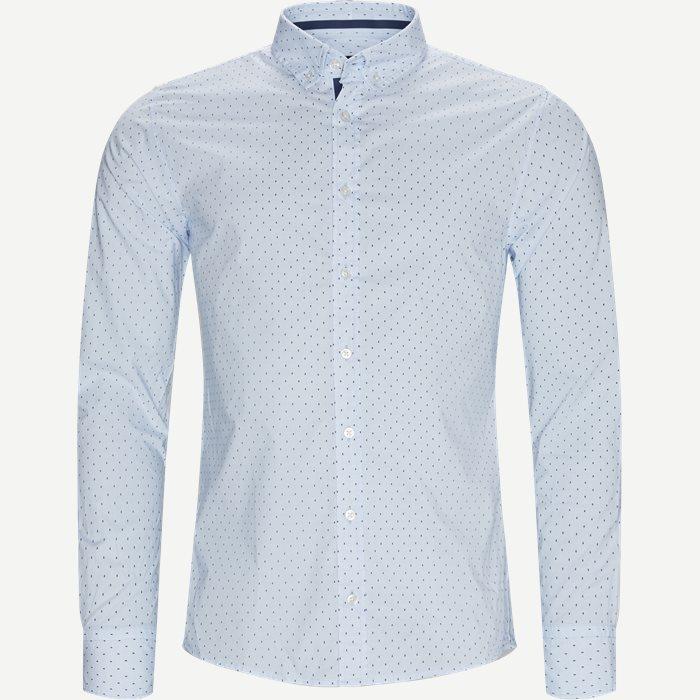 Mabsoot Skjorte - Skjorter - Slim - Blå