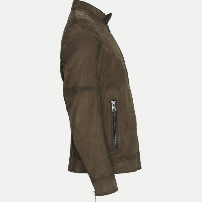 Jetrik Leather Jacket