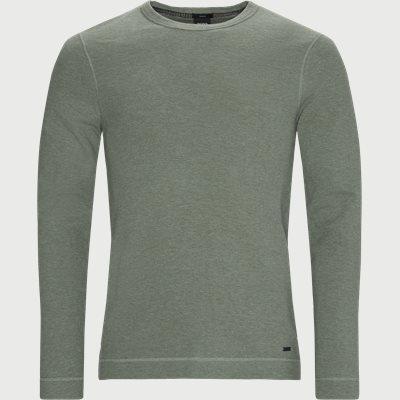 Tempest Langærmet T-shirt Slim | Tempest Langærmet T-shirt | Army