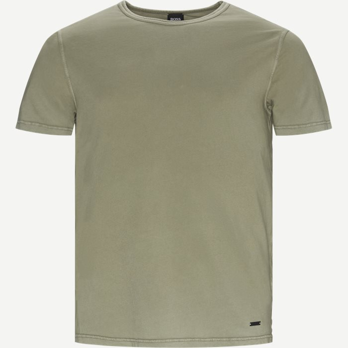 Tokks T-shirt - T-shirts - Regular - Army