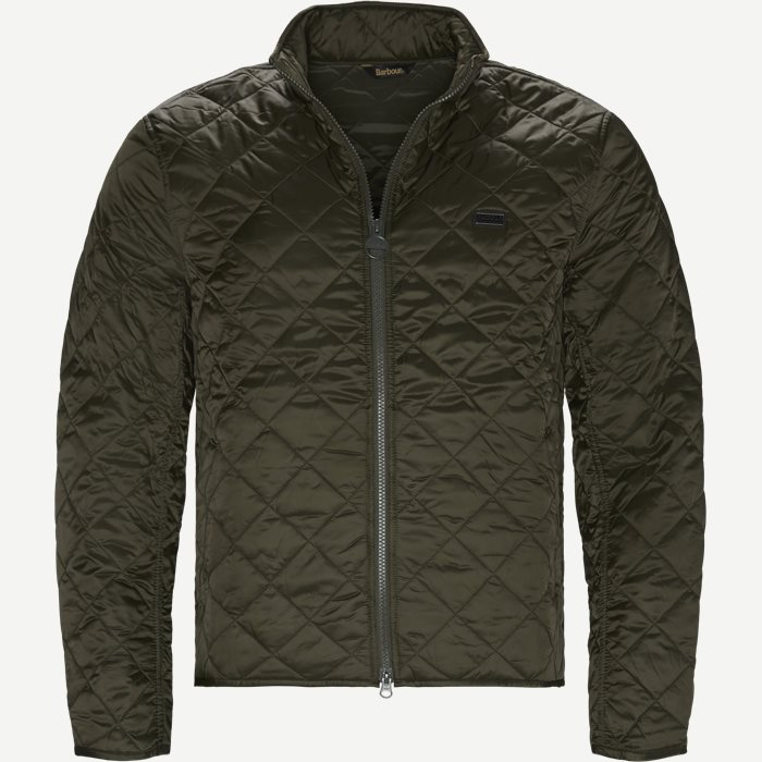 B. International Gear Quilt Jacket - Jakker - Regular - Army
