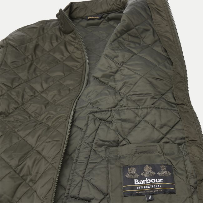 B. International Gear Quilt Jacket