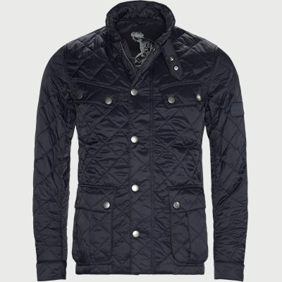 Ariel Quilted Jacket Regular | Ariel Quilted Jacket | Blå