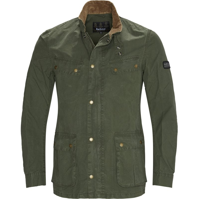 Image of   Barbour - Summer Wash Duke Jacket