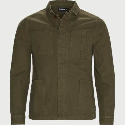 Duncansea Overshirt Regular | Duncansea Overshirt | Army